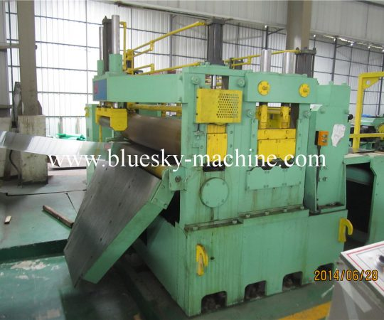 Standard Treatment of Slitter Environment for Slitting Line Machine