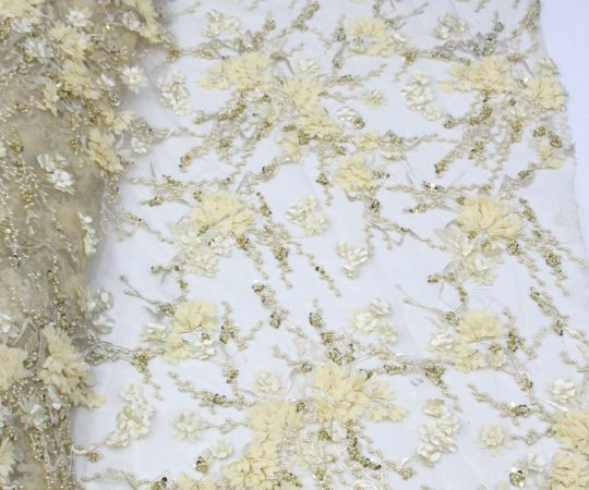 All about lace fabric