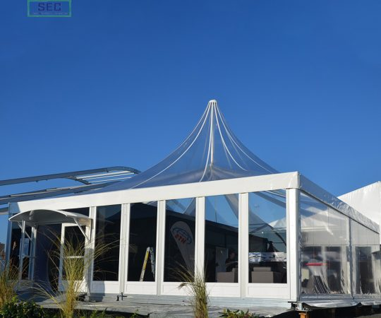 Best tent for open night party